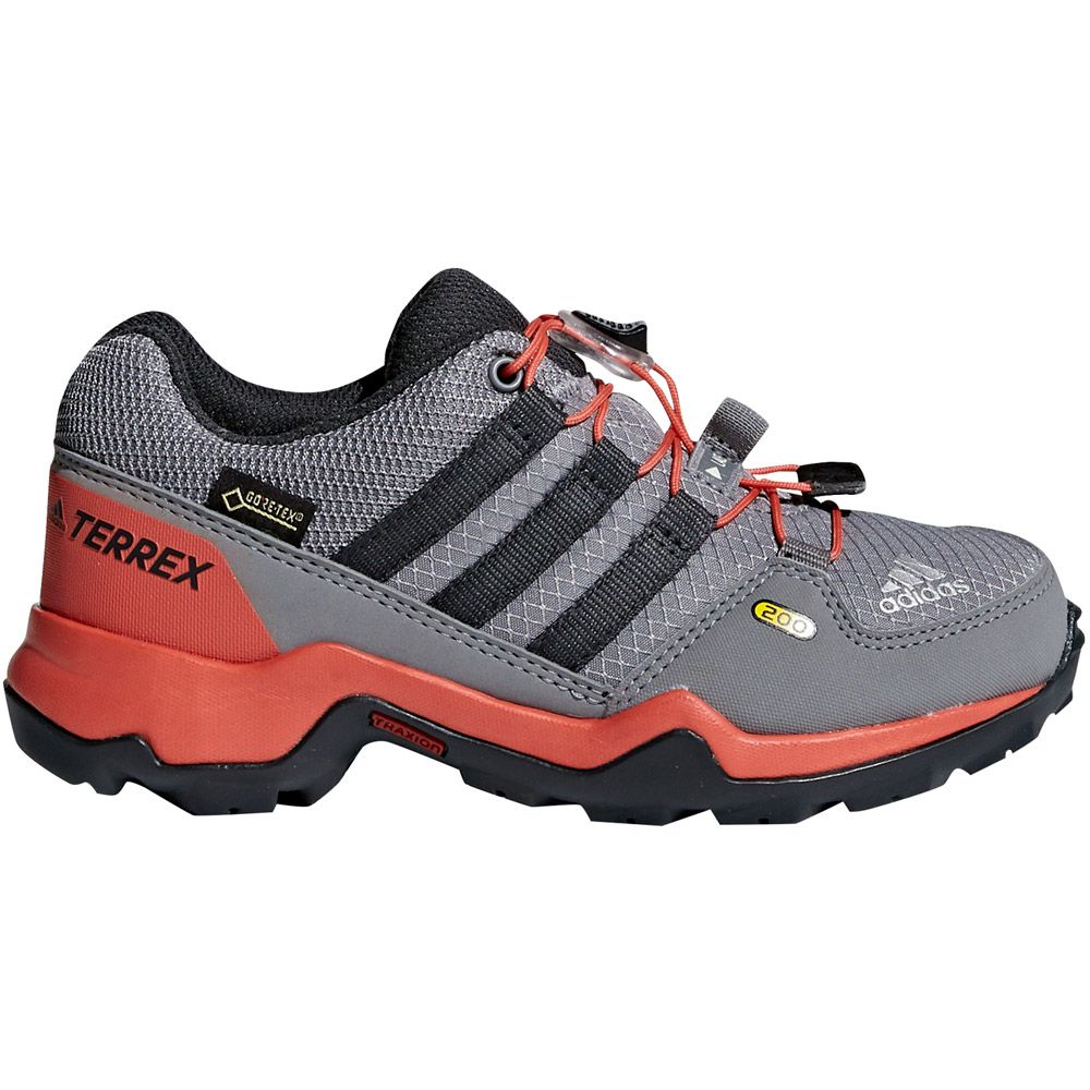 günstig 054dd b44a1 adidas - Terrex GTX outdoor shoes kids grey three carbon