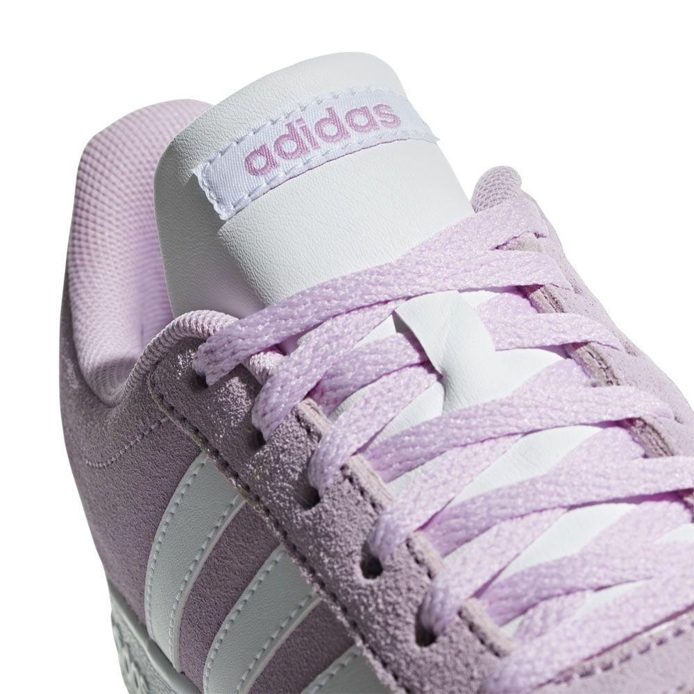 adidas VL Court 2.0 Sneaker Kinder clear lilac footwear