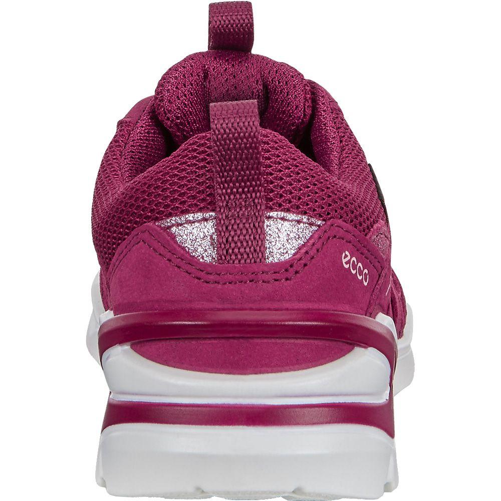 Ecco Biom® Voyage GTX® Sneaker Kinder red plum Größe 30 35