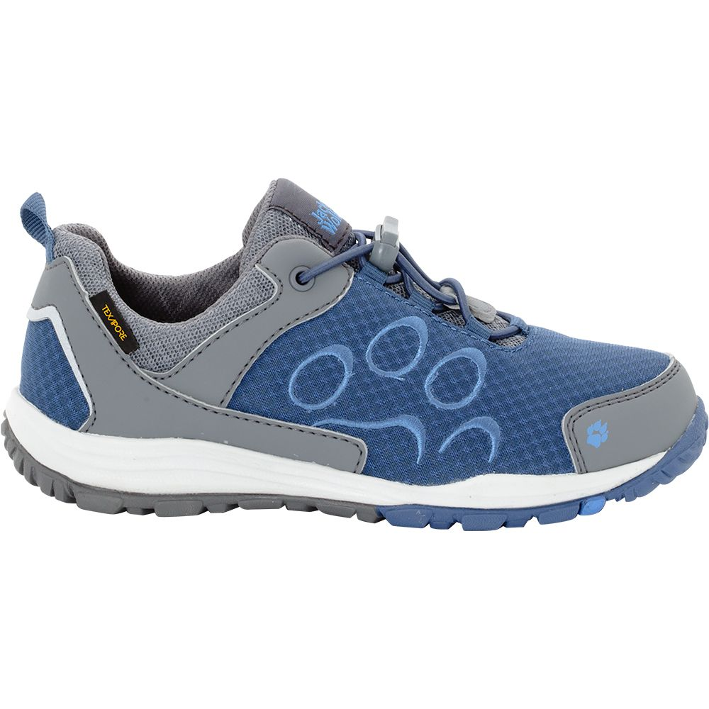 on sale f889b f5e7d Jack Wolfskin - Portland Texapore Schuhe Kids ocean wave ...