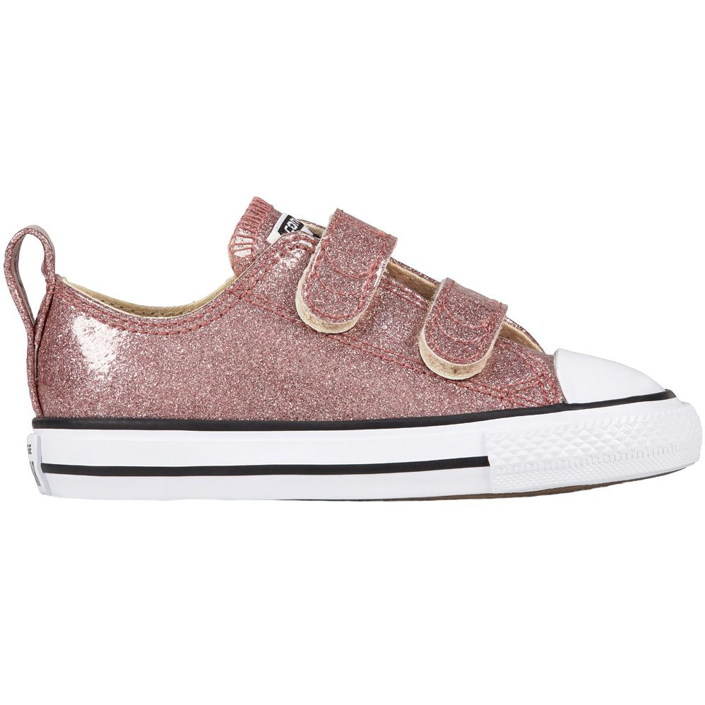 75784d17d558e6 Converse - Chuck Taylor All Star 2V Shoe Girls rose gold natural ...