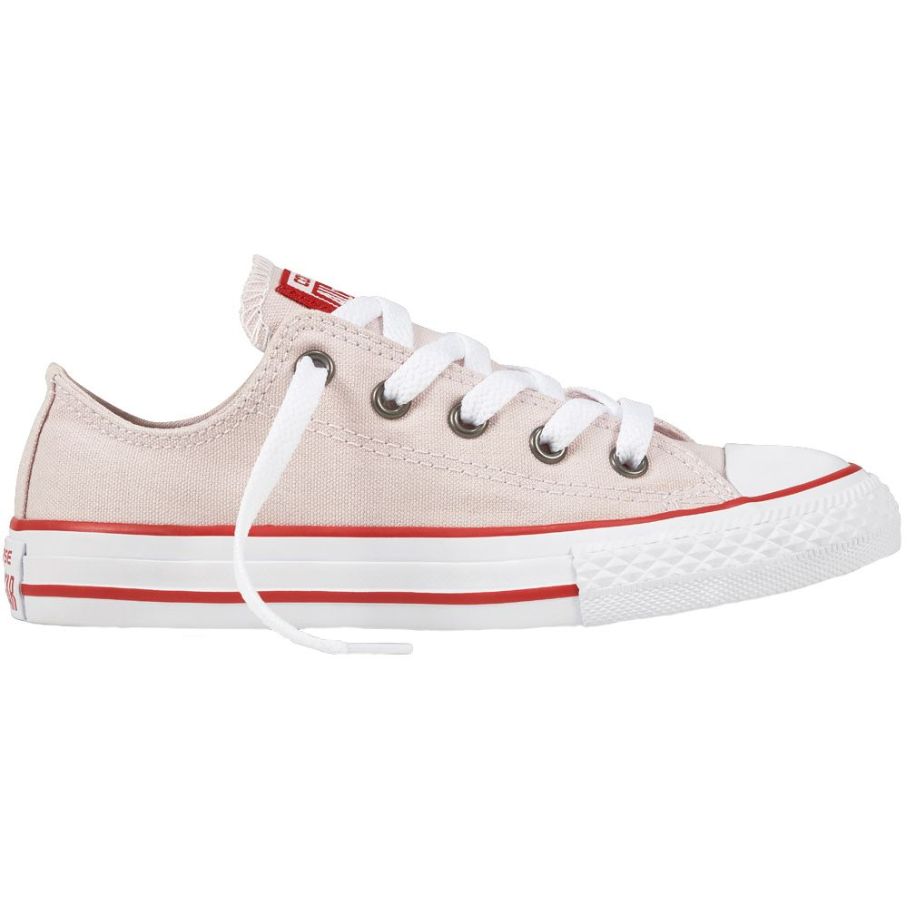 Converse Chuck Taylor All Star OX Shoe Girls barely rose