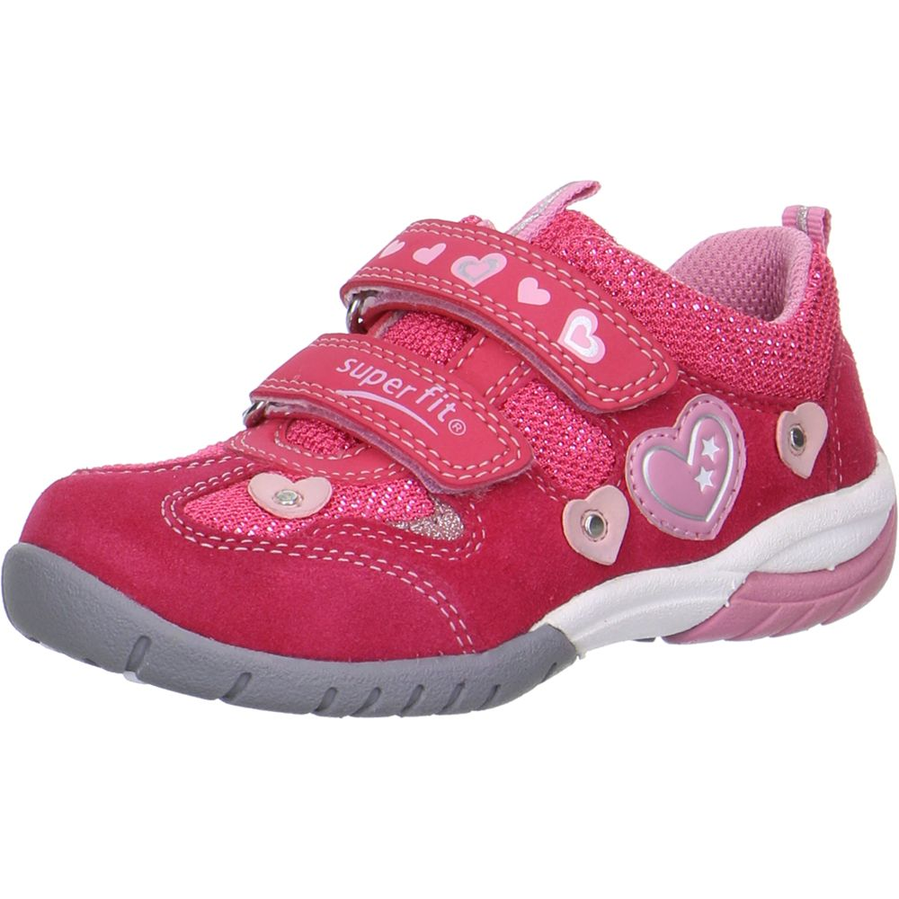 4ead77e6d5f0a3 Superfit - Sport3 Shoe Girls pink at Sport Bittl Shop