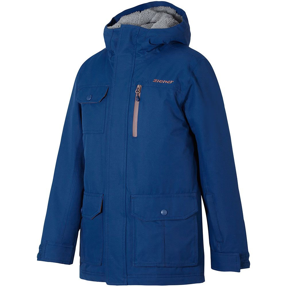 Wintersport Jacken Ziener Kinder Parka Sport & Freizeit