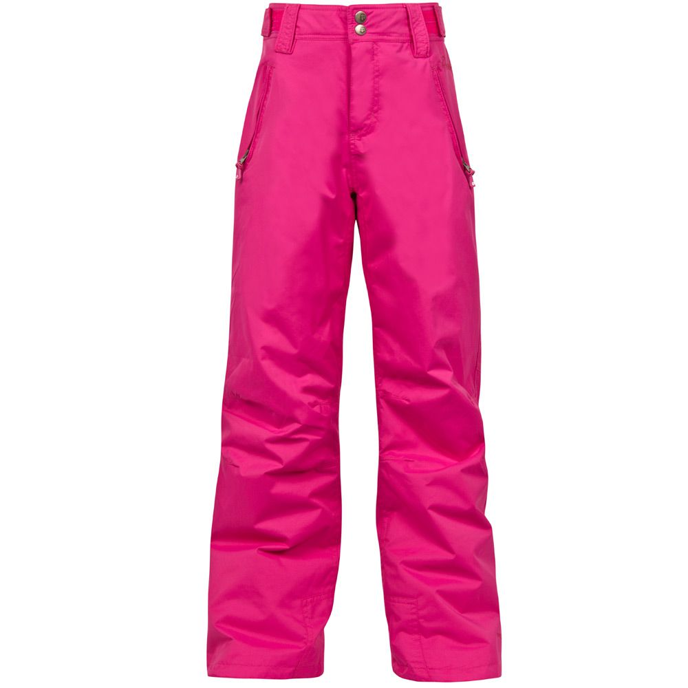 65c1f443f Protest - Hopkins 14 Jr Ski Pants Girls pink at Sport Bittl Shop