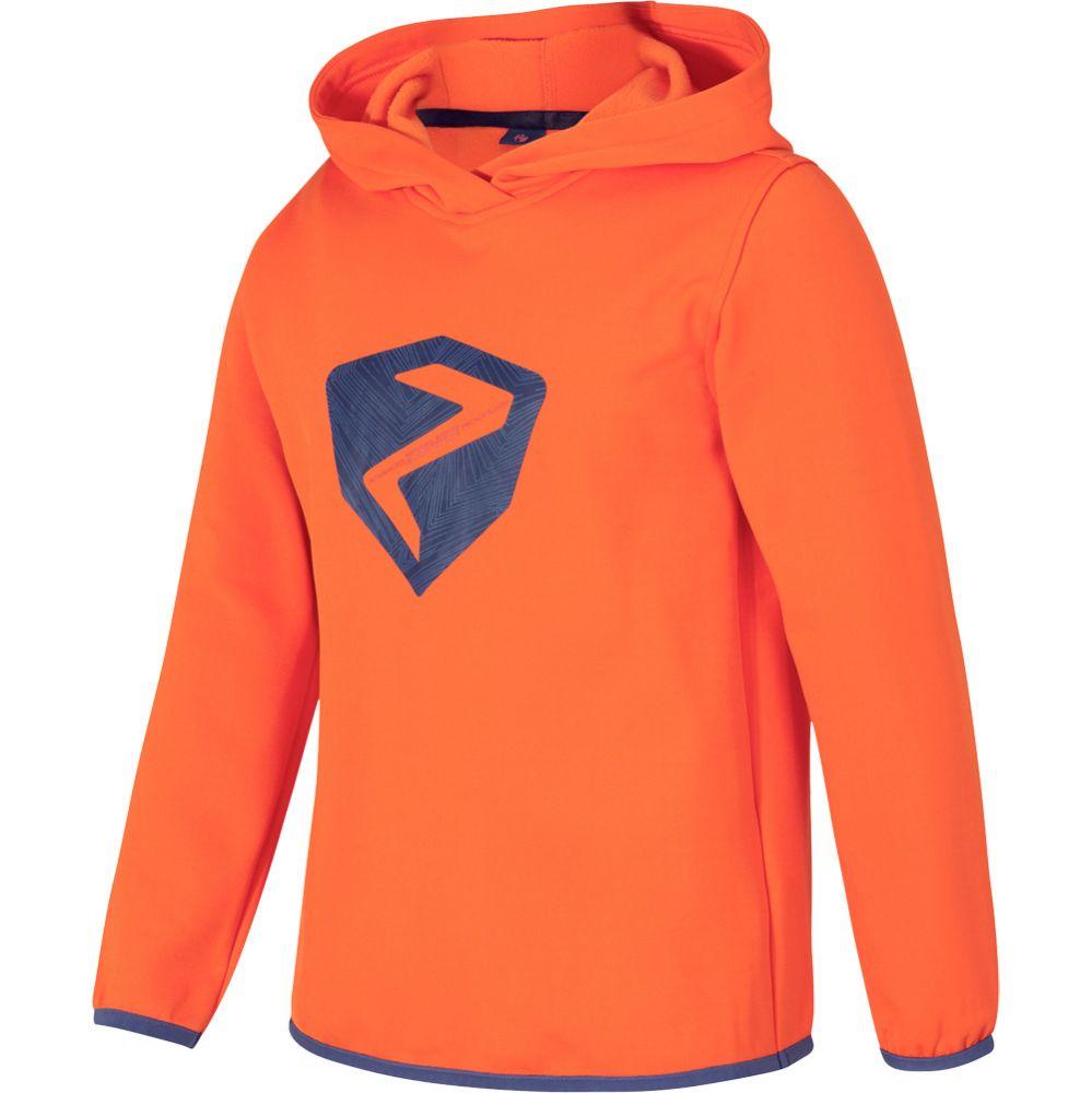 Geschäft neue Version Preis Ziener - Jittus Hoodie Kinder bright orange