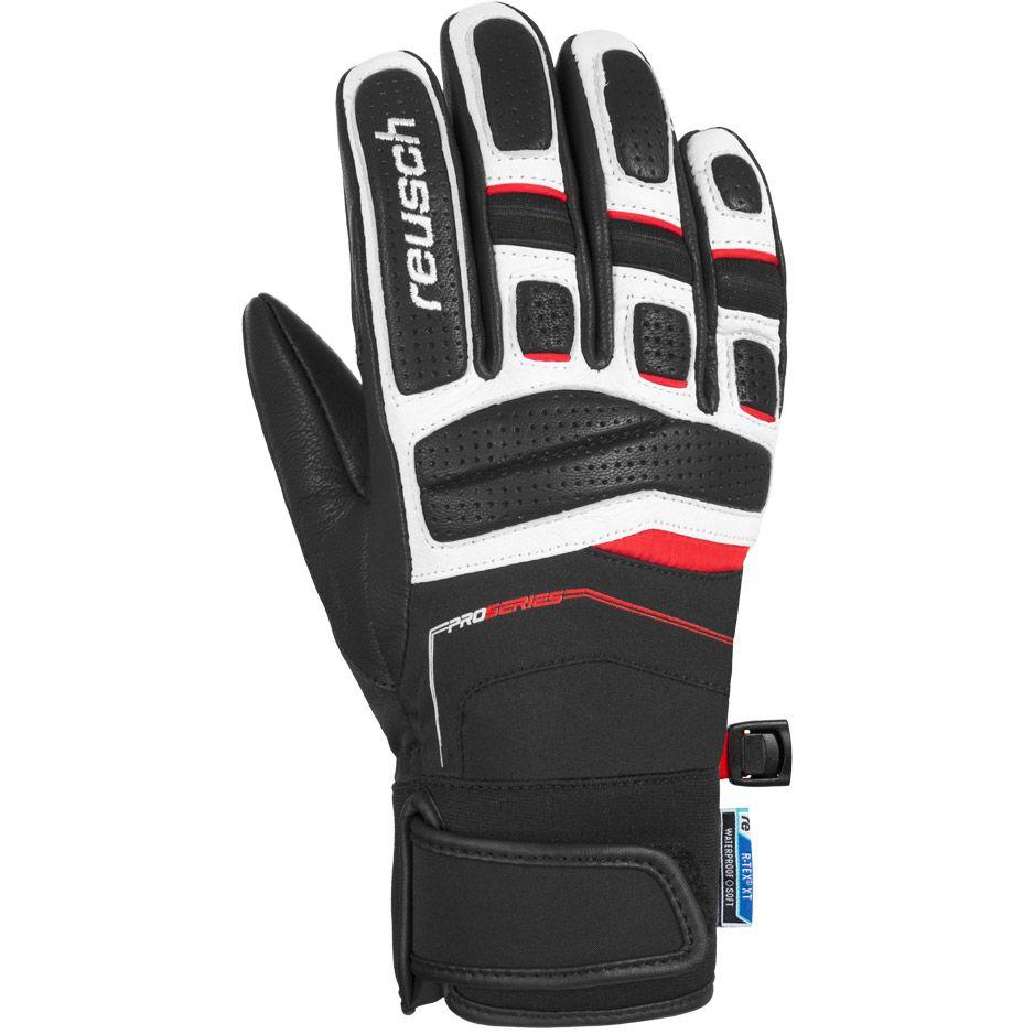 Reusch - Profi SL R-TEX® XT Jr. Gloves Kids white fire red at Sport ... 31aee705b3a