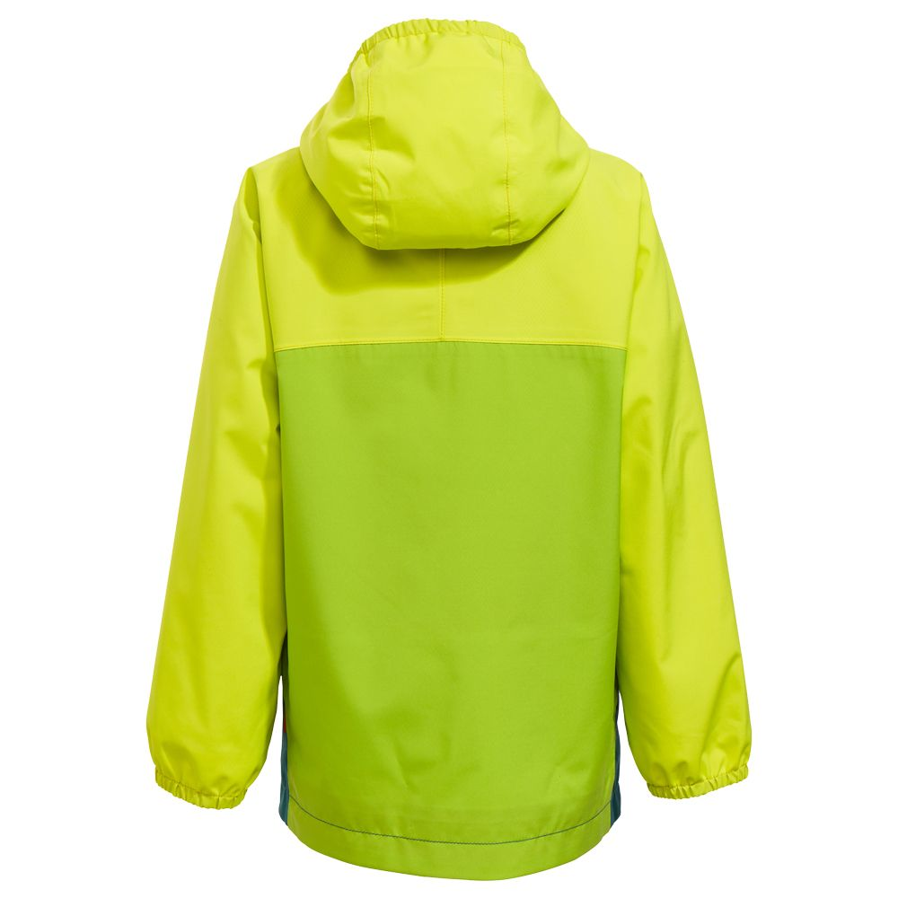 Escape 3in1 Doppeljacke Kinder bright green