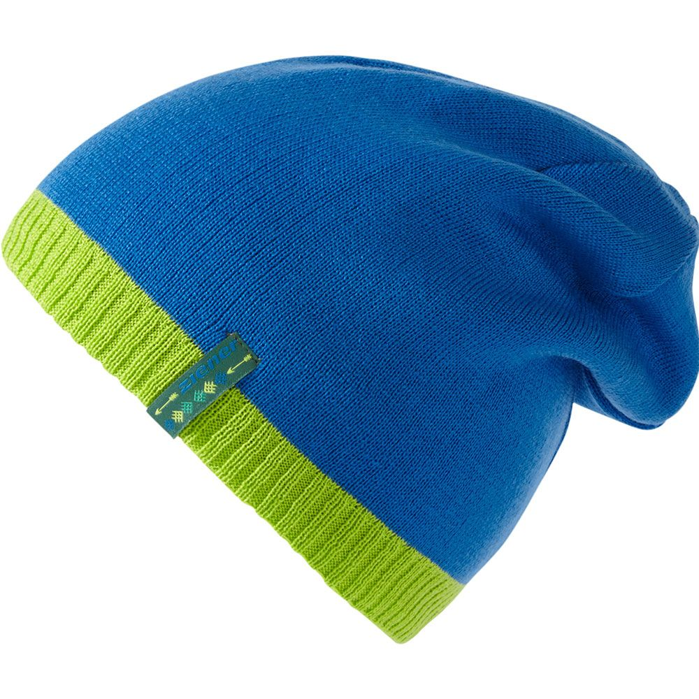 a6989120e77 Ziener - Ilkis Reversible Beanie Boys new green at Sport Bittl Shop