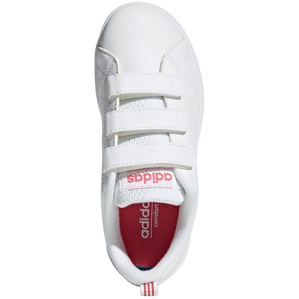 ADIDAS Herren Sneaker VS Advantage Clean FtwrWhiteFtwr