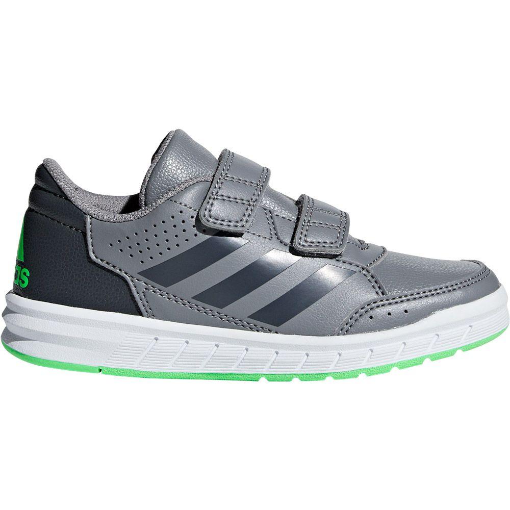 adidas AltaSport Sportschuhe Kinder grey three grey five shock lime