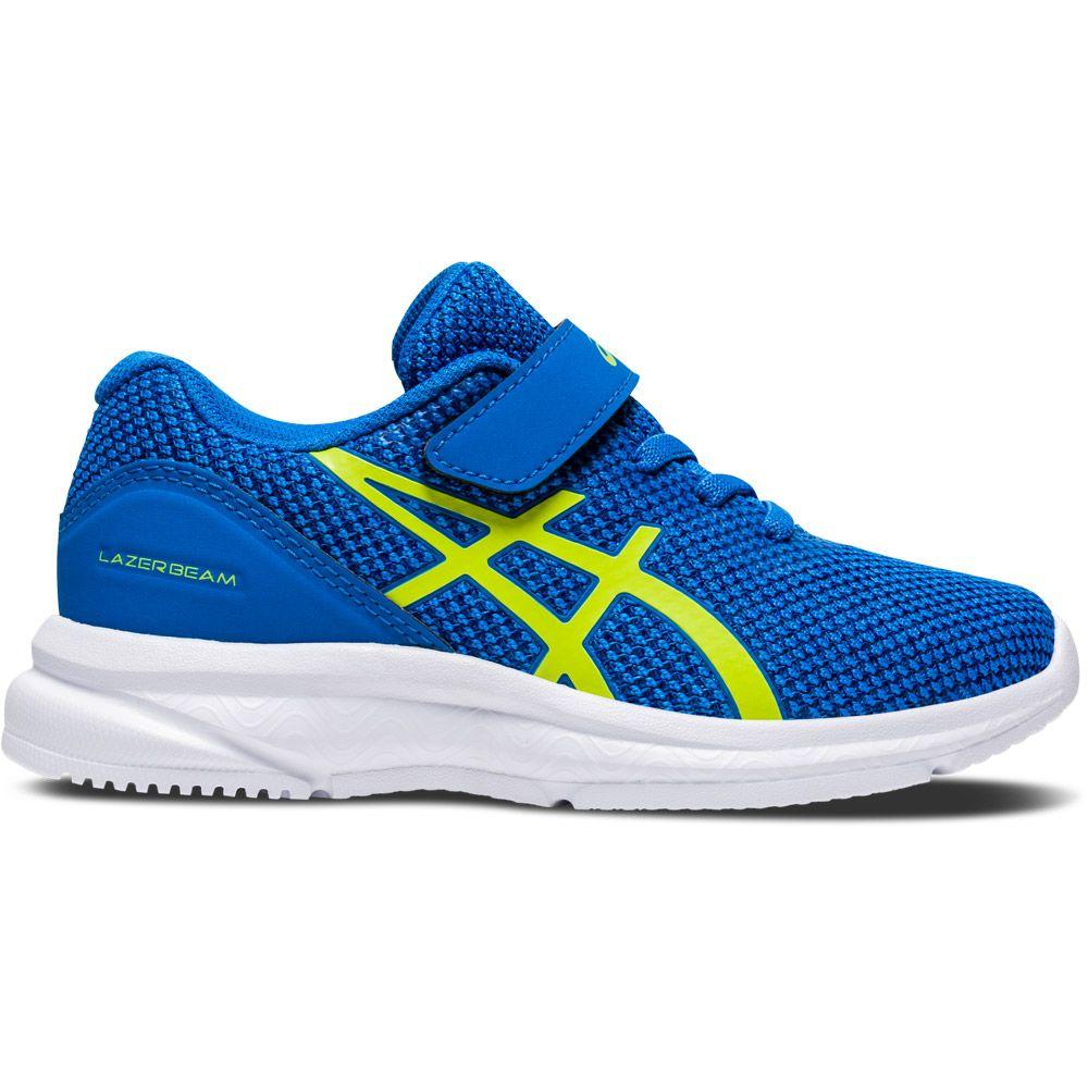 ASICS Lazerbeam MB Sports Shoes Kids electric blue neon