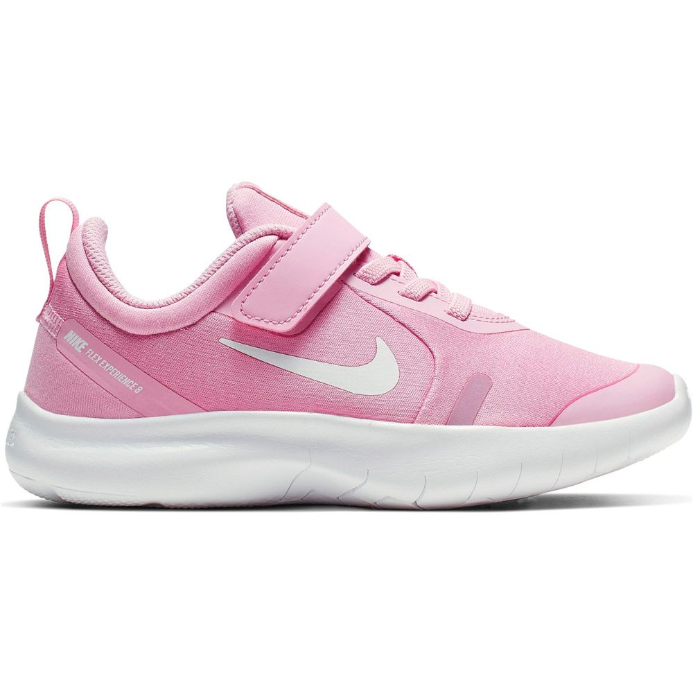 Nike Flex Experience RN 8 Running Shoes Kids pink