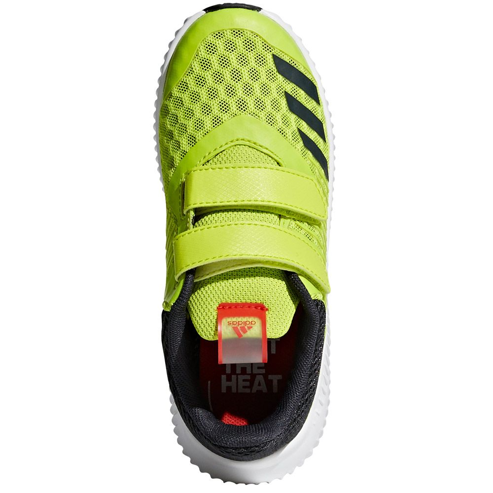 adidas FortaRun Cool Sports Shoed Kids ftwr white carbon