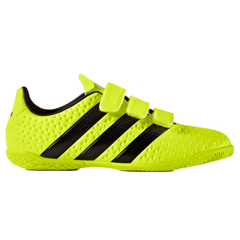 adidas ace 16 4 in h l hallenschuhe kinder solar yellow. Black Bedroom Furniture Sets. Home Design Ideas