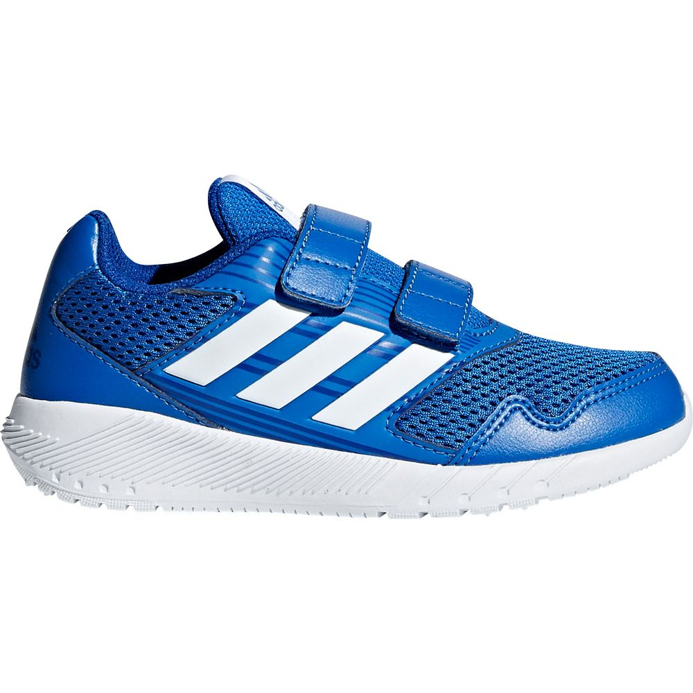 100% authentic 1a843 75d07 adidas AltaRun CF K Sports Shoes Kids blue footwear white collegiate navy