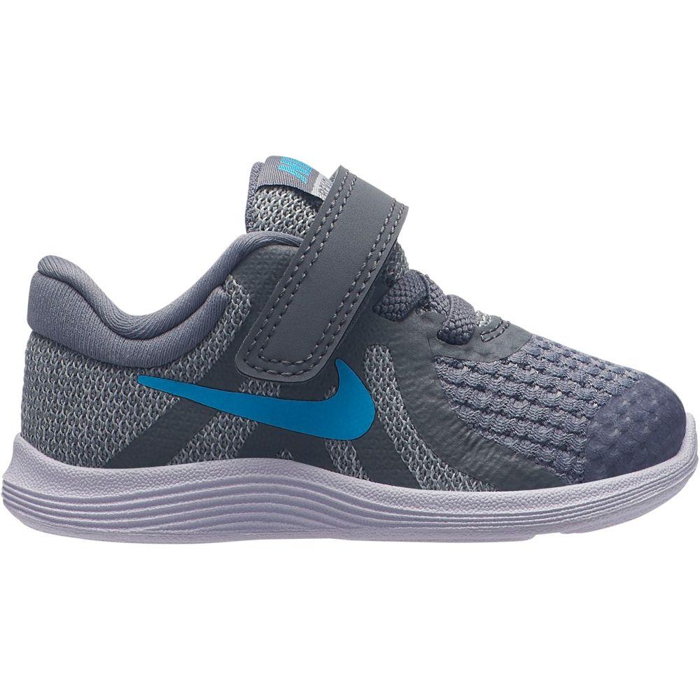 release date 84d69 4b906 Nike - Revolution 4 (TD) Babyschuhe cool grey fury pure plati