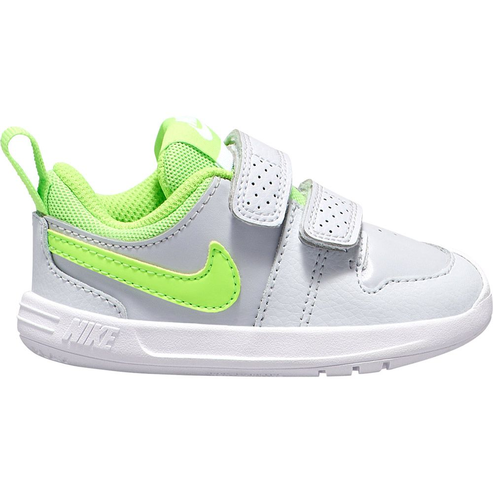 vacante Correspondiente a Generador  Nike - Pico 5 Baby Shoe pure platinum electric at Sport Bittl Shop