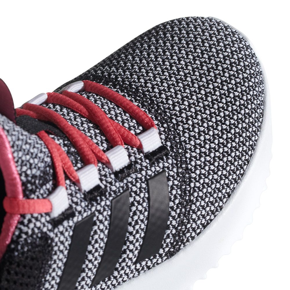 adidas Cloudfoam Ultimate shoes kids core black ftwr white