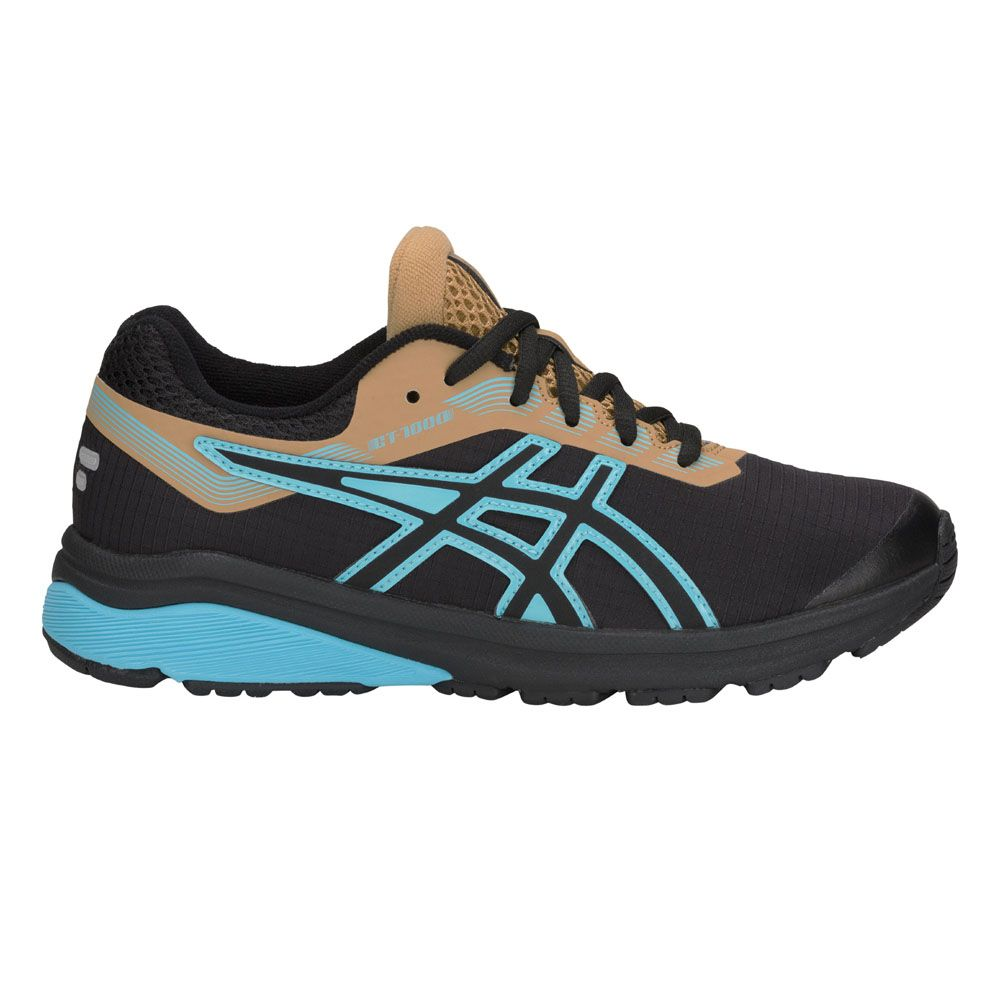 retrasar Escribir Opiáceo  ASICS - GT-1000 7 GS SP Running Shoes Kids black aquarium at Sport Bittl  Shop