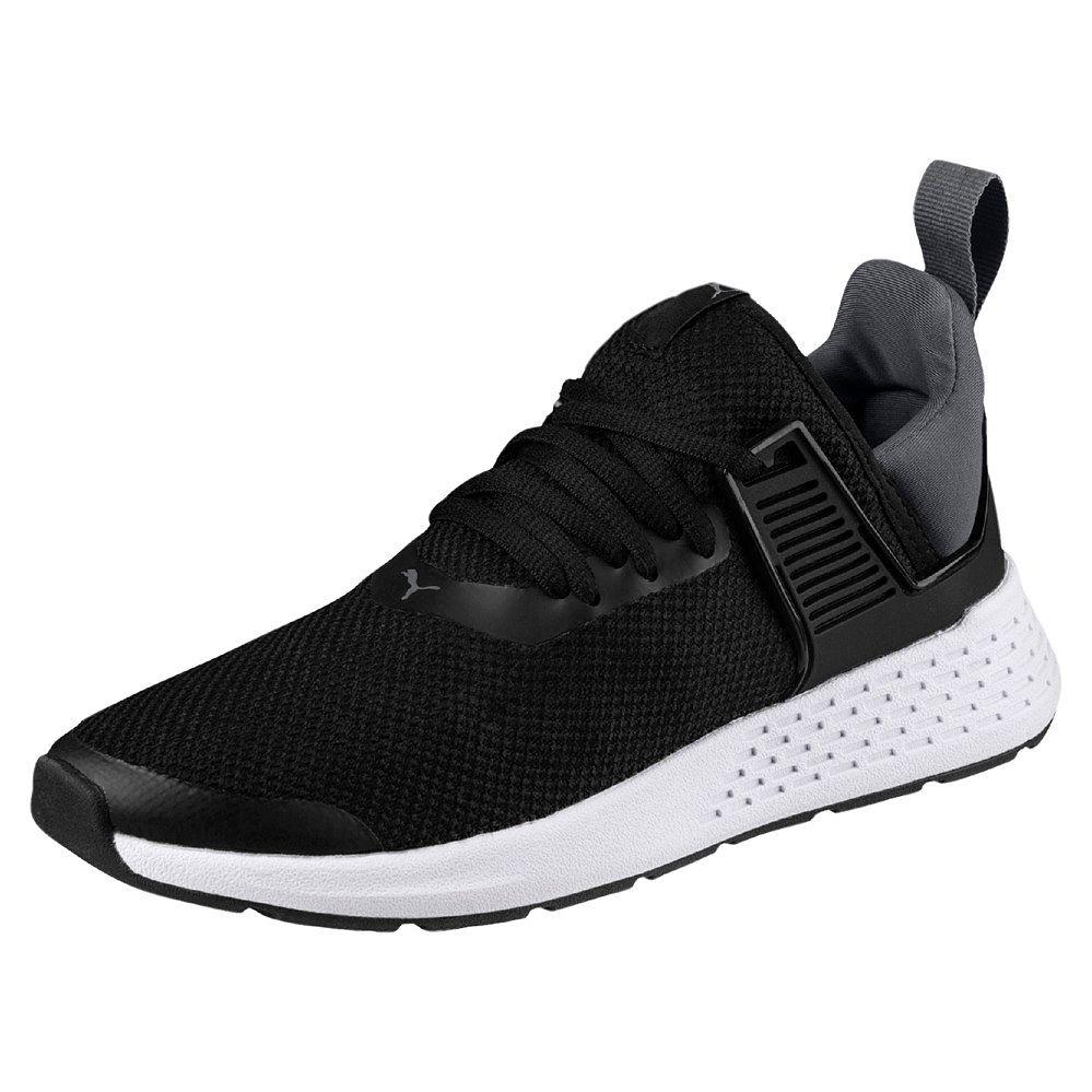 Puma Insurge Mesh Jr. Sports Shoes Kids puma black iron gate puma white