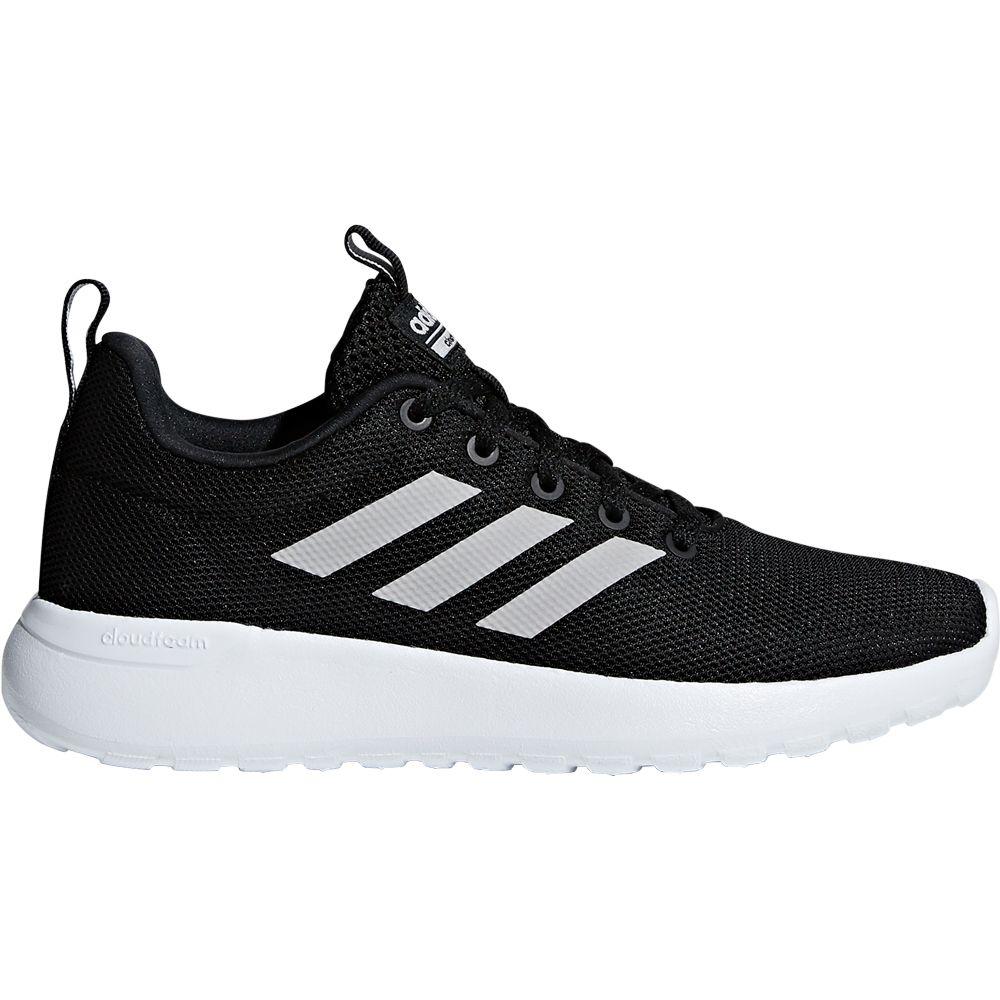 adidas Lite Racer CLN Shoes Kids core black grey two footwear white