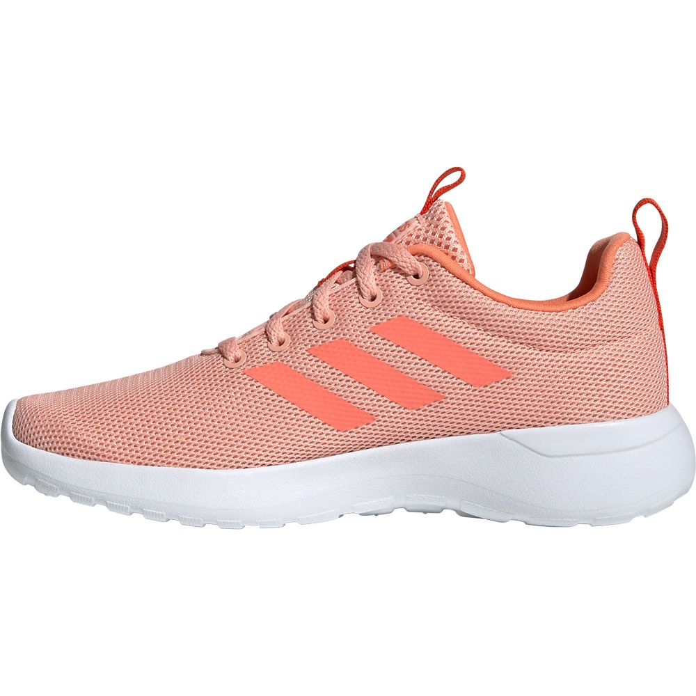 adidas Lite Racer CLN Shoes Kids glow pink semi coral active orange