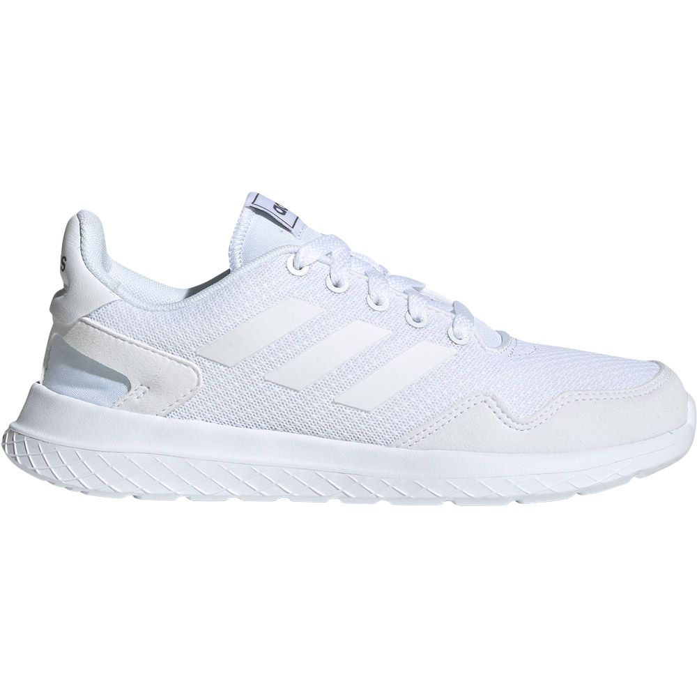 da7b6f6d8e adidas - Archivo Running Shoes Kids footwear white grey three