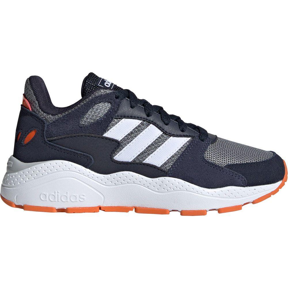 adidas Crazychaos Running Shoes Kids grey three footwear white legend ink