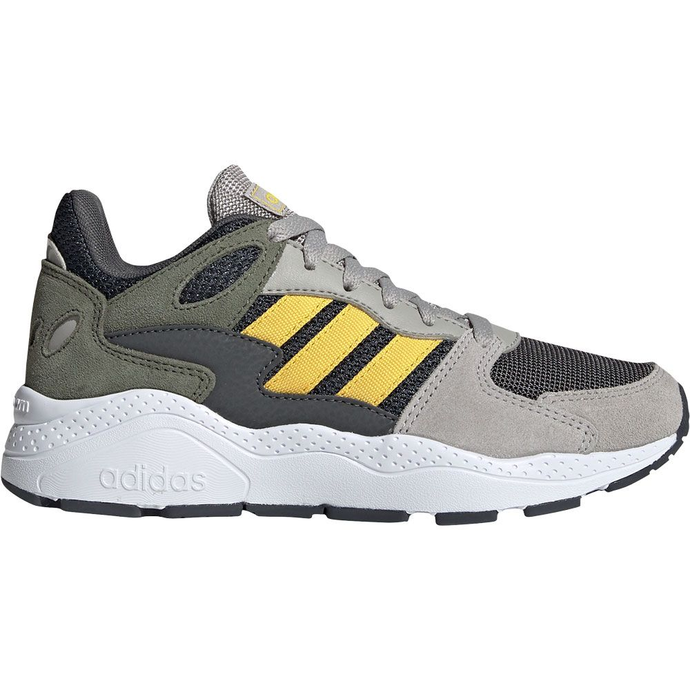 yellow metal green Kinder legacy eqt Crazychaos Schuhe grey adidas xtsrdChQ