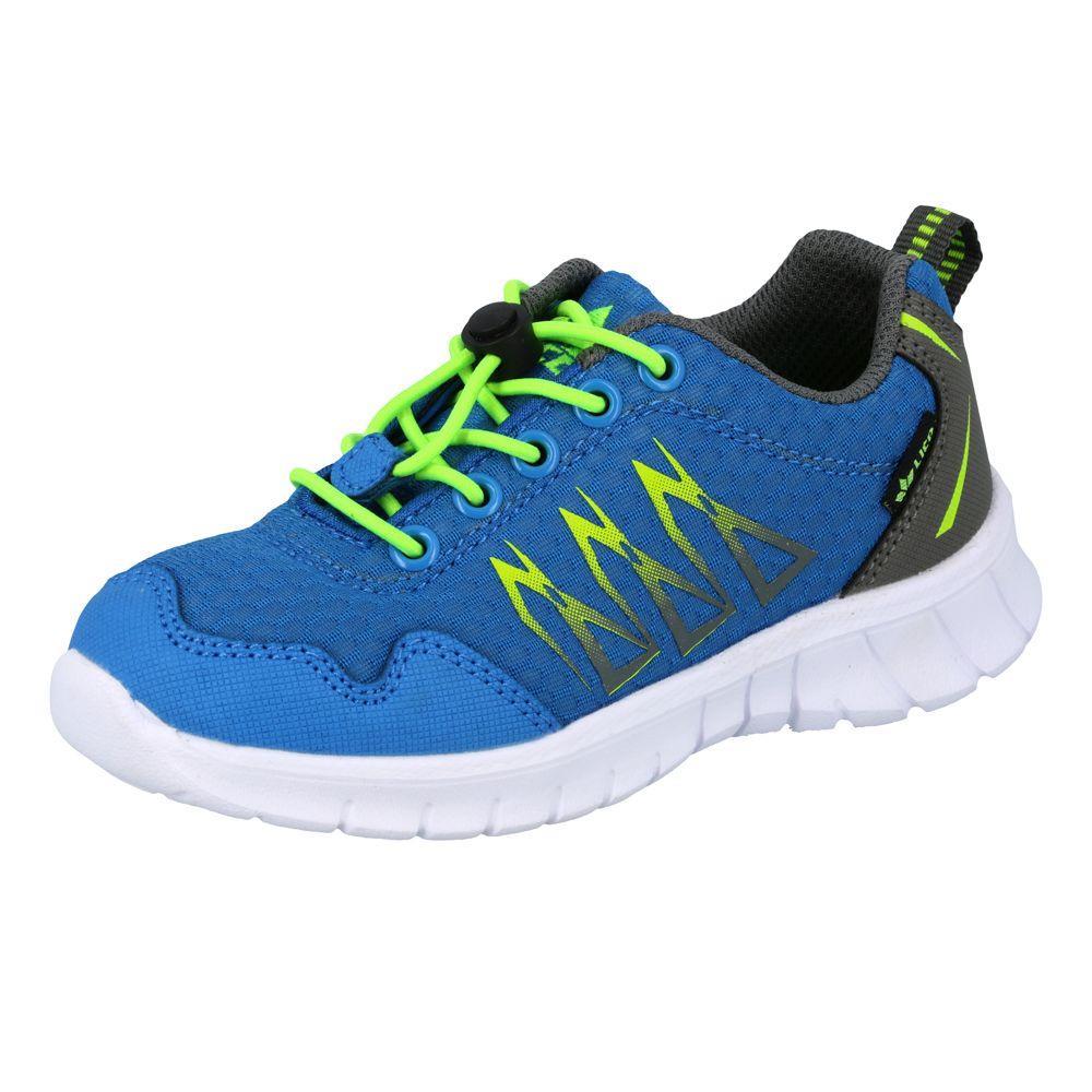 Lico - Mikado Sneaker Kids blue grey