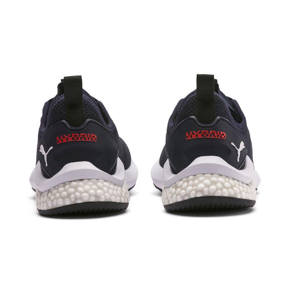 e290f3be4c9 Puma - Hybrid NX Jr. Running Shoes Kids peacoat high risk red puma ...