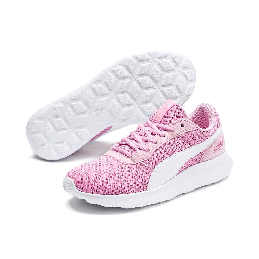 9867cce33a7c Puma - ST Activate Jr. Running Shoes Kids pale pink puma white at ...