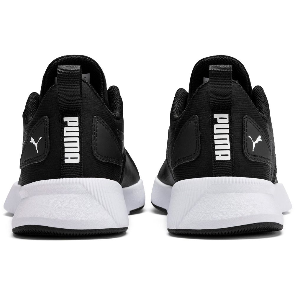 Puma - Flyer Runner Jr. Running Shoes Kids puma black puma white