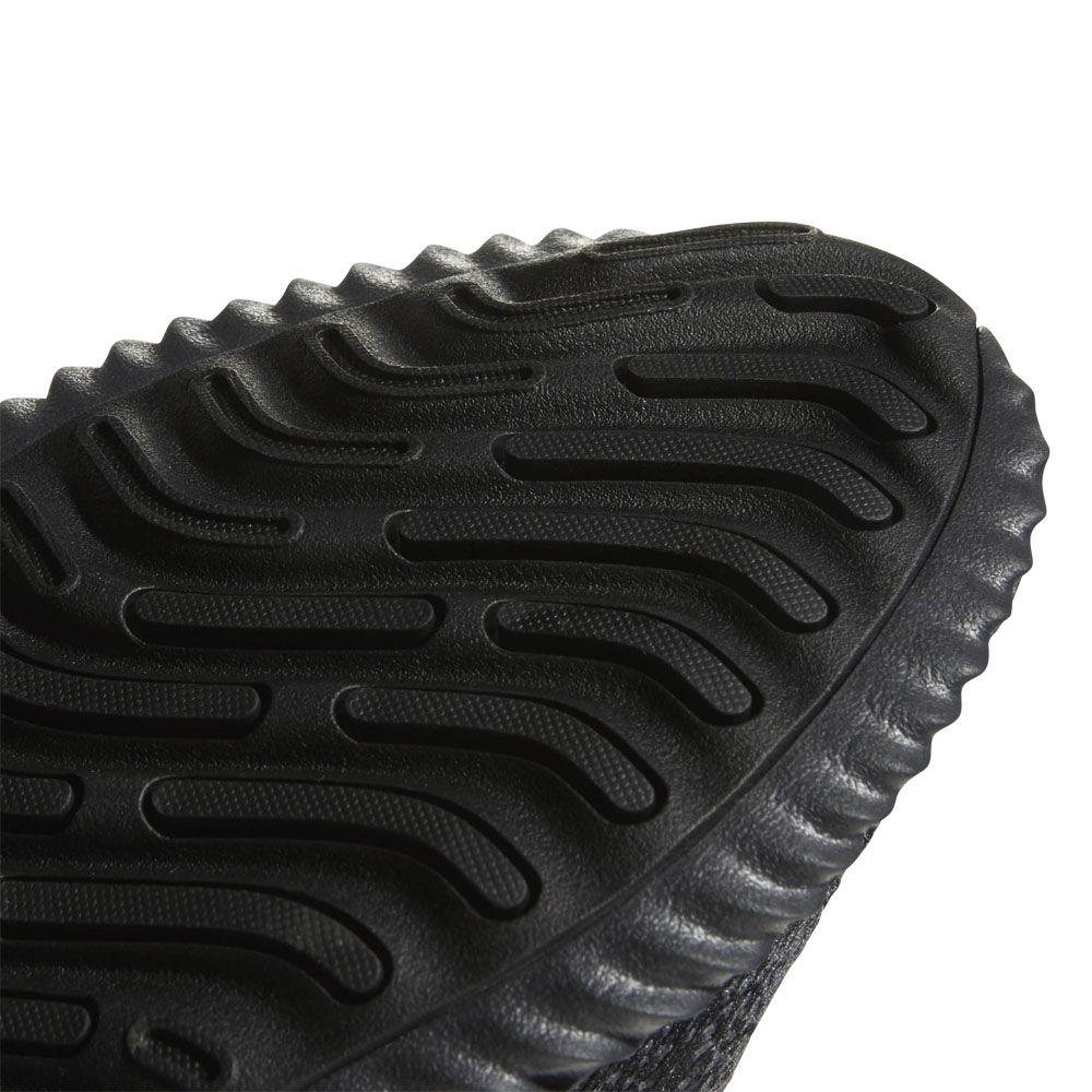 adidas Alphabounce Beyond Laufschuhe Kinder carbon grey three core black