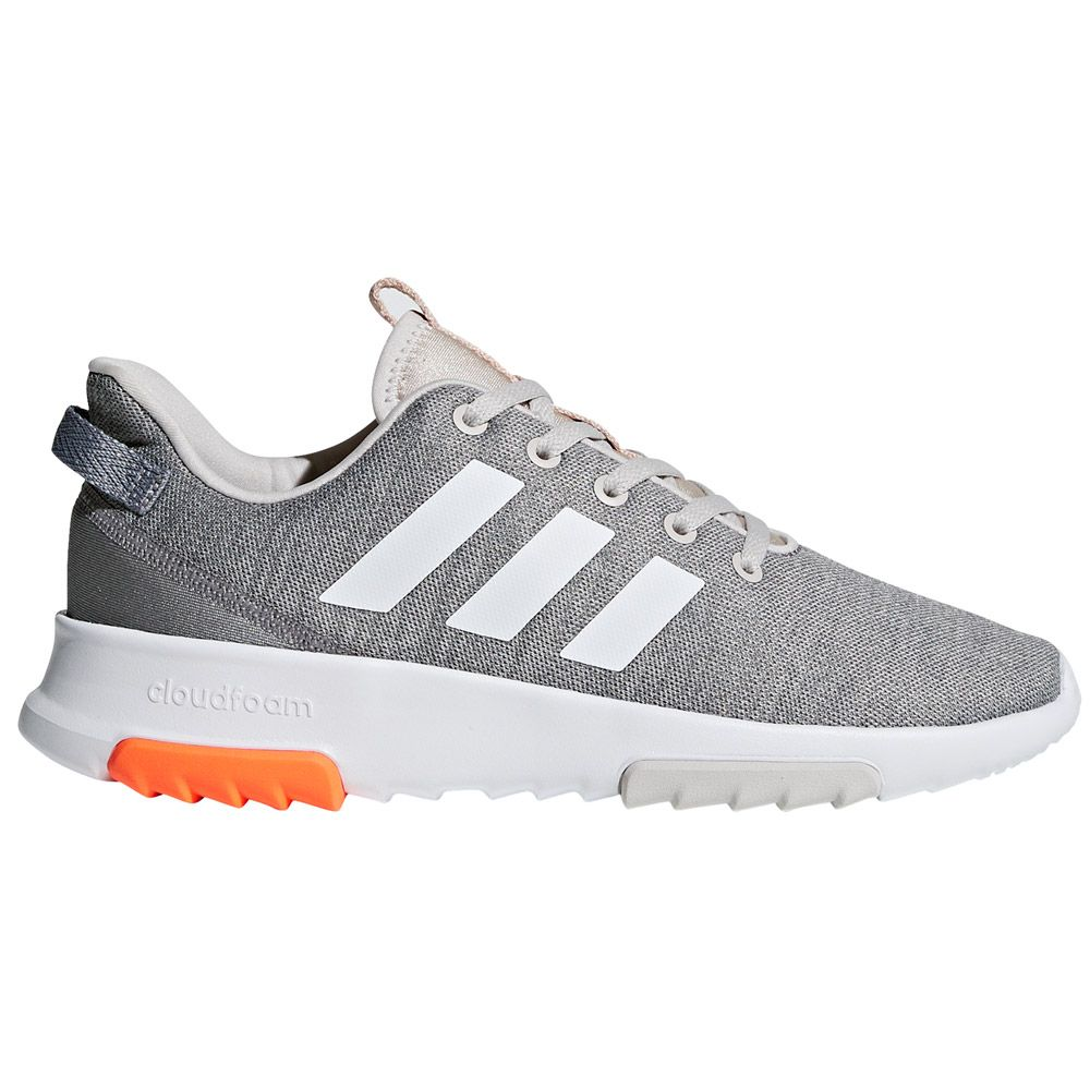 low priced 03a0c a5c99 adidas Cloudfoam Racer TR Sneaker Kids chalk pearl ftwr white hi-res orange