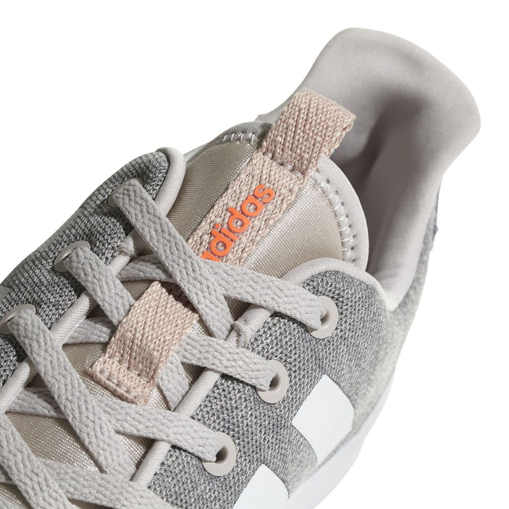 cheaper 17da6 ac487 Cloudfoam Racer TR Sneaker Kids chalk pearl ftwr white hi-res orange