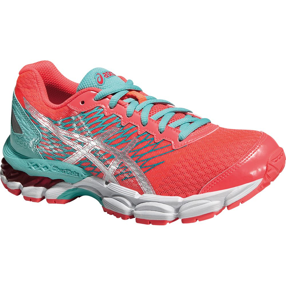 ASICS - Gel-Nimbus 18 GS Running Shoe Kids diva pink at Sport Bittl Shop b8c096700