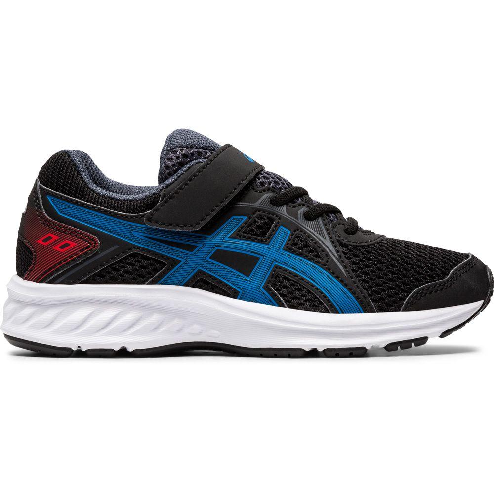 ASICS Jolt 2 PS Running Shoes Kids black directoire blue