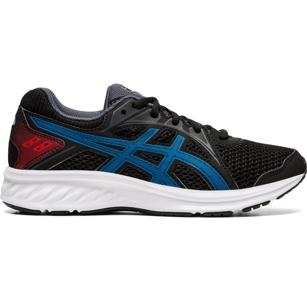 ASICS Jolt 2 GS Running Shoes Kids black directoire blue