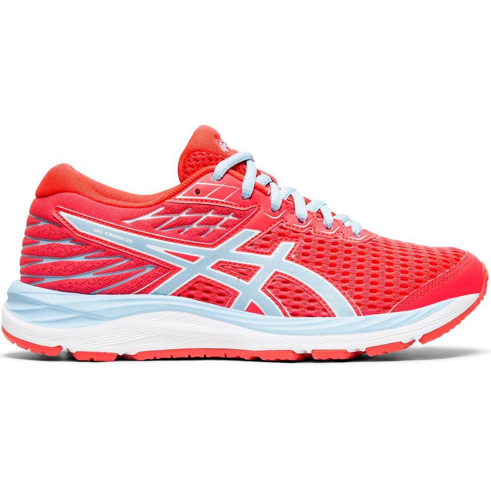 ASICS Gel Cumulus 21 GS Running Shoes Kids laser pink heritage blue