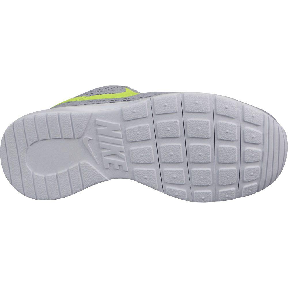 Nike Tanjun (GS) Running Shoes Boys wolf grey volt rush pink