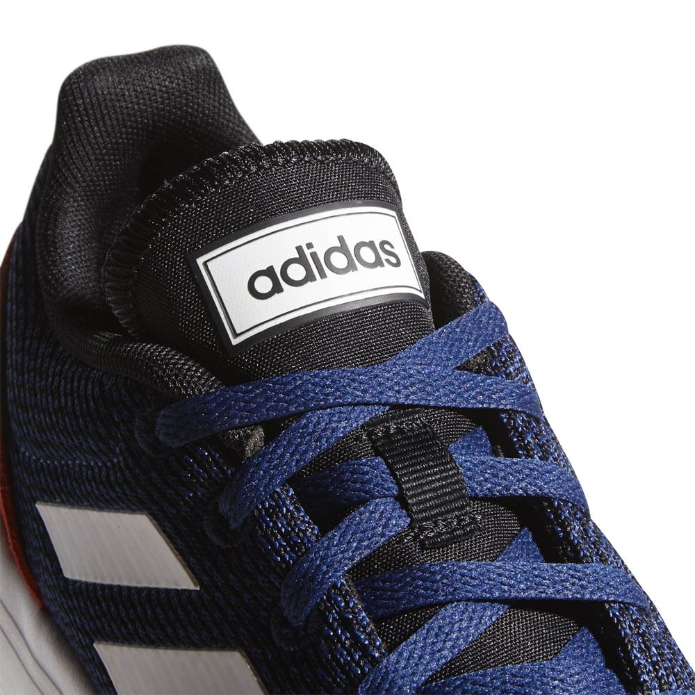 agujas del reloj Mantenimiento empresario  adidas - Run 70s Running Shoes Kids dark blue footwear white hi-res red at  Sport Bittl Shop
