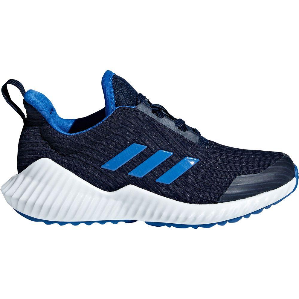 adidas - FortaRun Laufschuhe Kinder collegiate navy blue footwear white