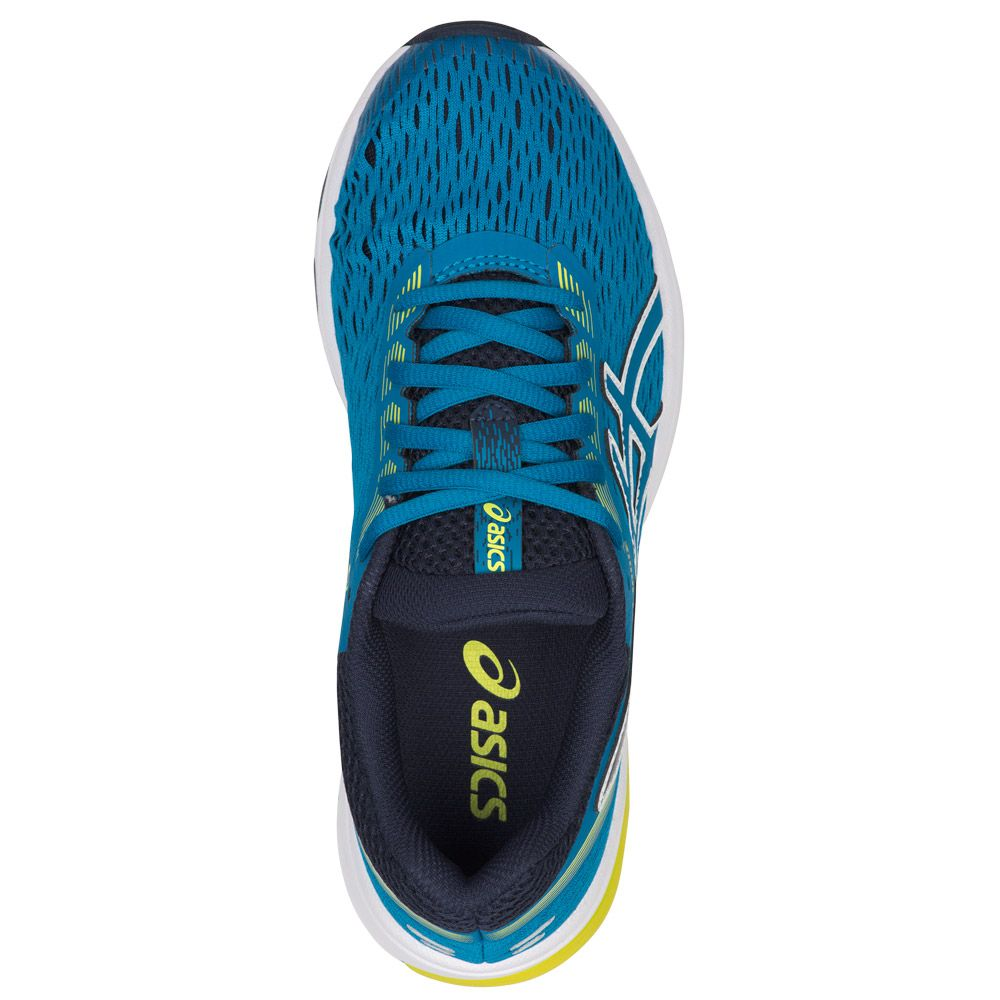 Corbata cemento bisonte  ASICS - GT-1000 7 GS Running Shoes Kids race blue at Sport Bittl Shop