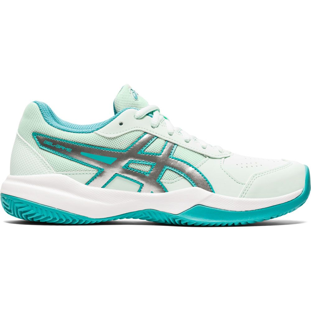 ASICS Gel Game 7 Clay GS Tennis Shoes Kids peacoat