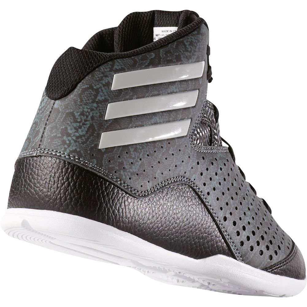 Black Adidas Shoes Basketball Iv Speed At Kids Core Next Level 1C8qwO1