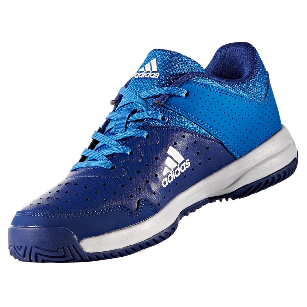 d550998dca786 adidas - Court Stabil JR Shoes boys blue ftwr white mystery ink at ...