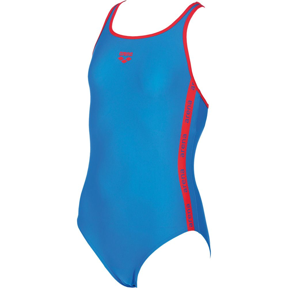 14a223e4d54a6 Arena - Hyper Swimsuit Girls blue at Sport Bittl Shop