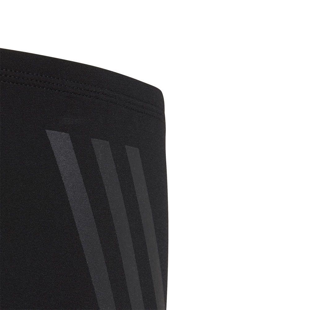 629b276354e17 adidas - Pro 3-Streifen Boxer-Badehose Jungen black carbon kaufen im ...